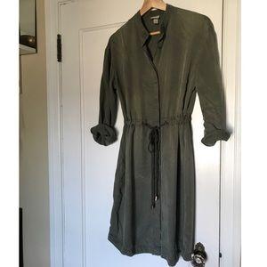Olive green dress - Universal Threads